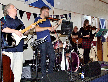Whigmaleerie Ceilidh Band