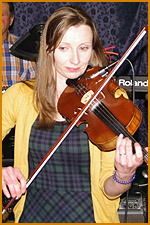 Fiddle, Fiona Jamieson