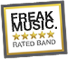Five Star Rated Band by Freak Music