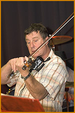 Ian Ross, Fiddle Player