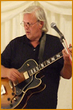 John Duncan. Guitar and Vocals