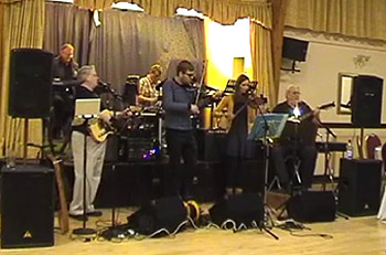 The Versatile Whigmaleerie Ceilidh Dance Band