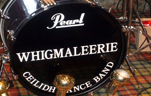 Whigmaleerie Ceilidh Band - Weddings, Functions & Parties